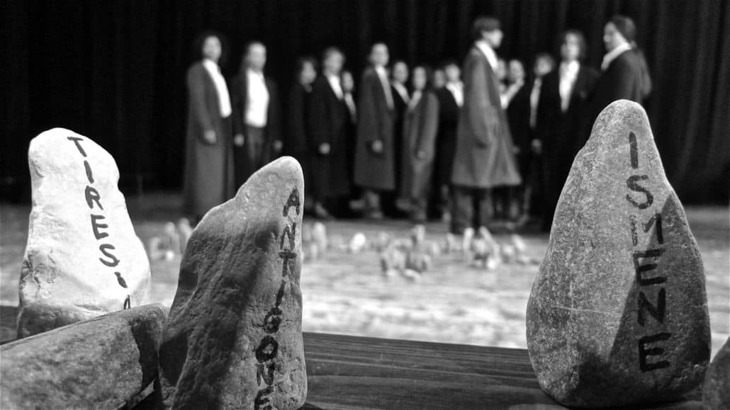 Parole e sassi - Teatro della Sete