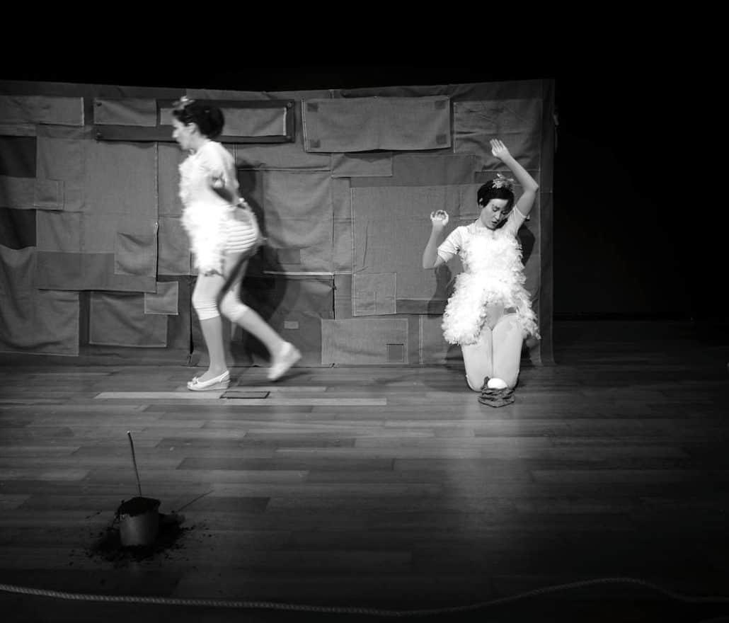Squarciapace - Teatro della sete