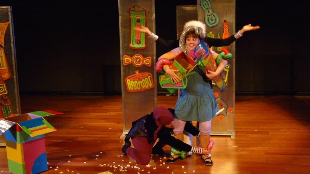 Slurp - Teatro della Sete
