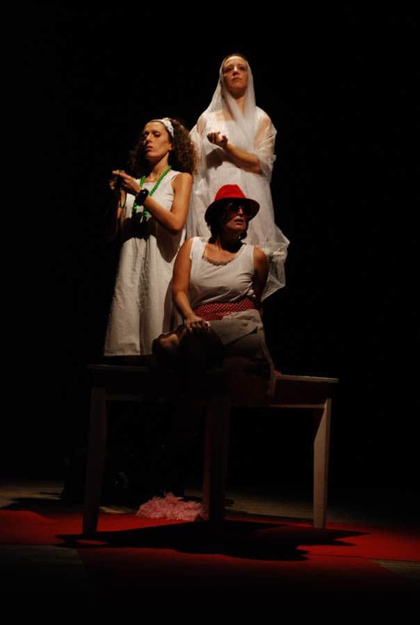 Scritto sul corpo - Teatro della Sete