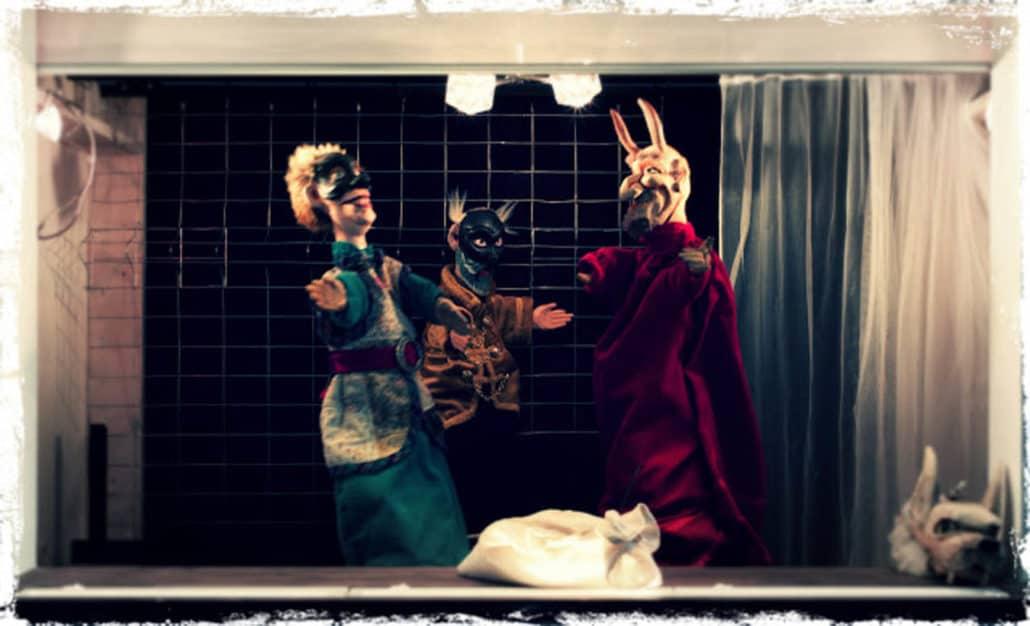 Diavoli e fiori - Teatro della Sete