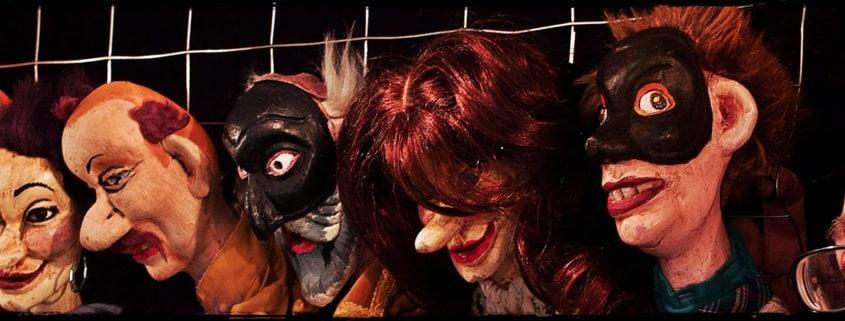 Baci, abbracci & bastonate - Teatro della Sete