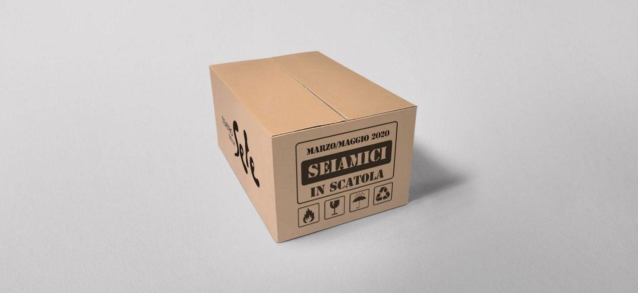 sei amici in scatola